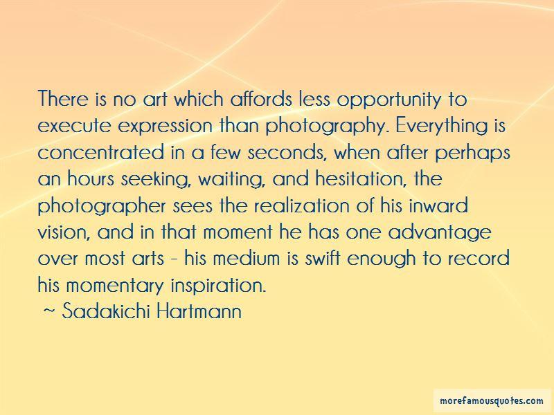 Sadakichi Hartmann Quotes