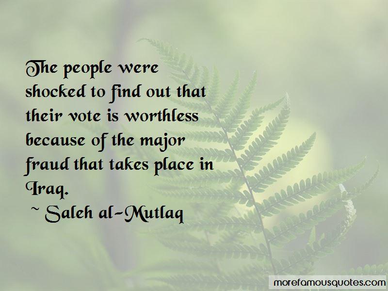 Saleh Al-Mutlaq Quotes Pictures 3