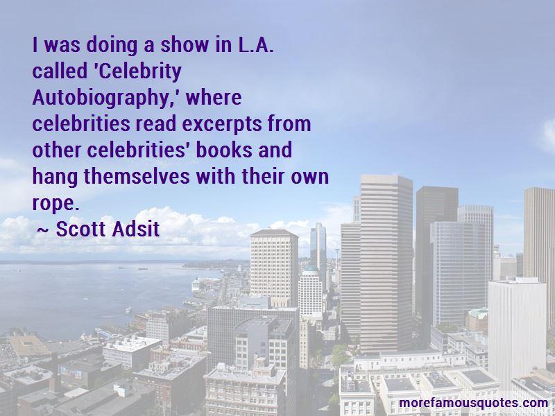 Scott Adsit Quotes Pictures 3