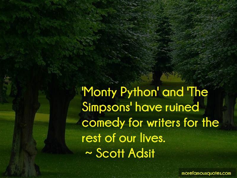 Scott Adsit Quotes Pictures 4