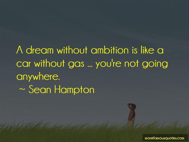 Sean Hampton Quotes Pictures 2