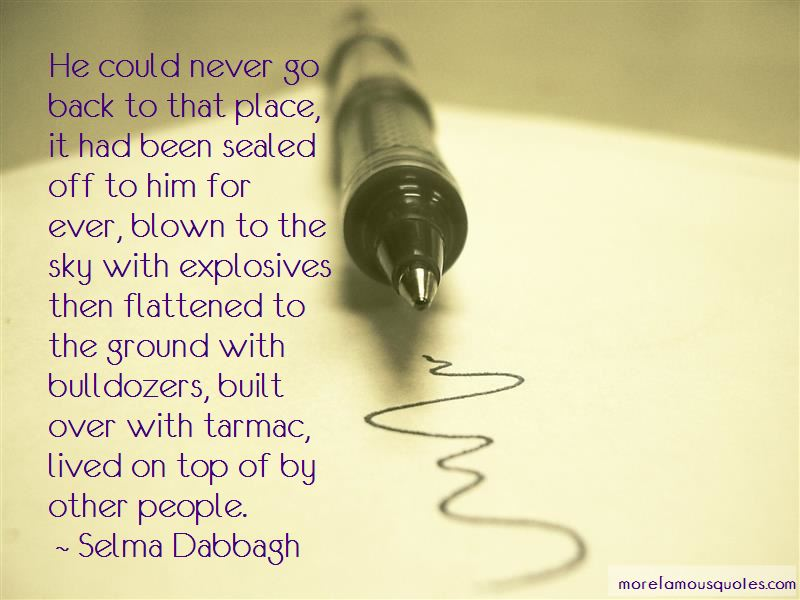 Selma Dabbagh Quotes Pictures 2