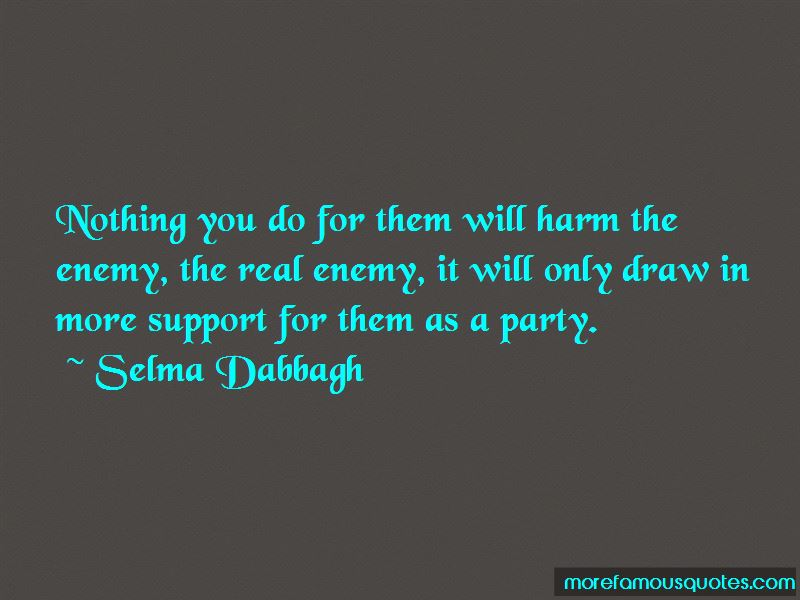Selma Dabbagh Quotes Pictures 3