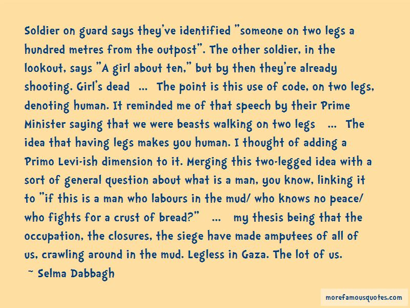 Selma Dabbagh Quotes Pictures 4