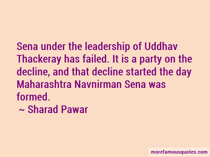 Sharad Pawar Quotes Pictures 4