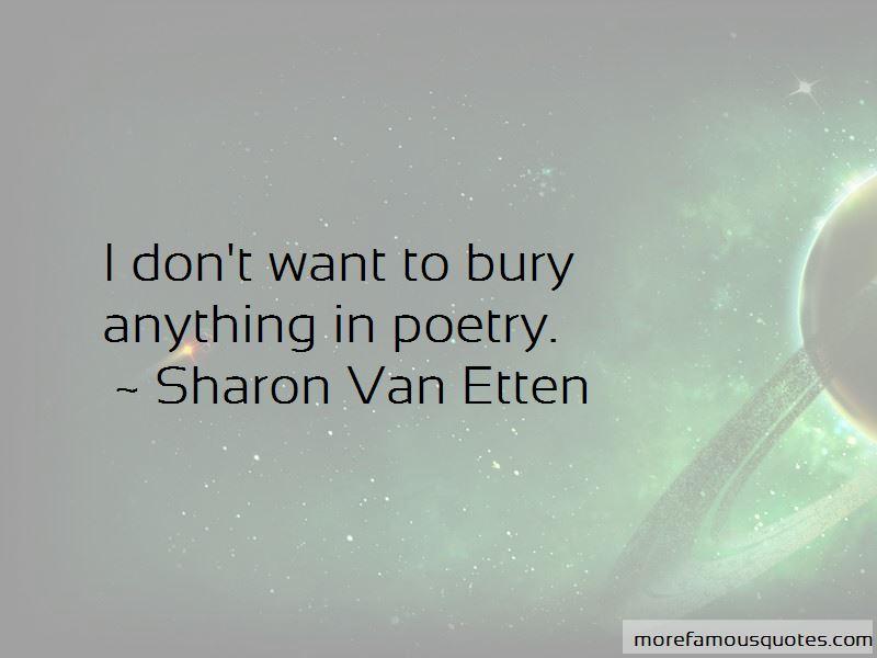 Sharon Van Etten Quotes Pictures 2