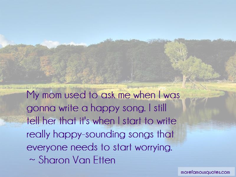 Sharon Van Etten Quotes Pictures 3