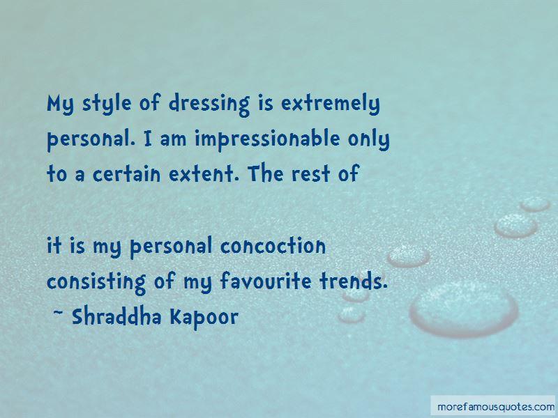 Shraddha Kapoor Quotes