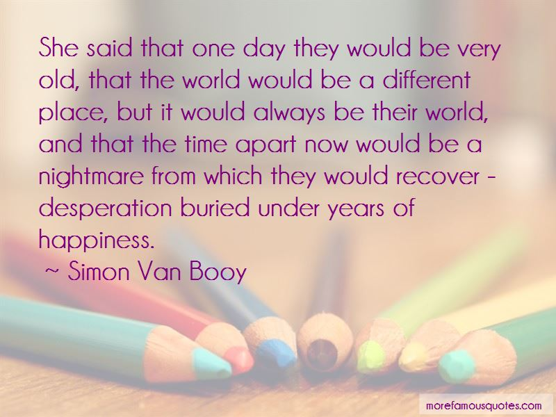 Simon Van Booy Quotes Pictures 2