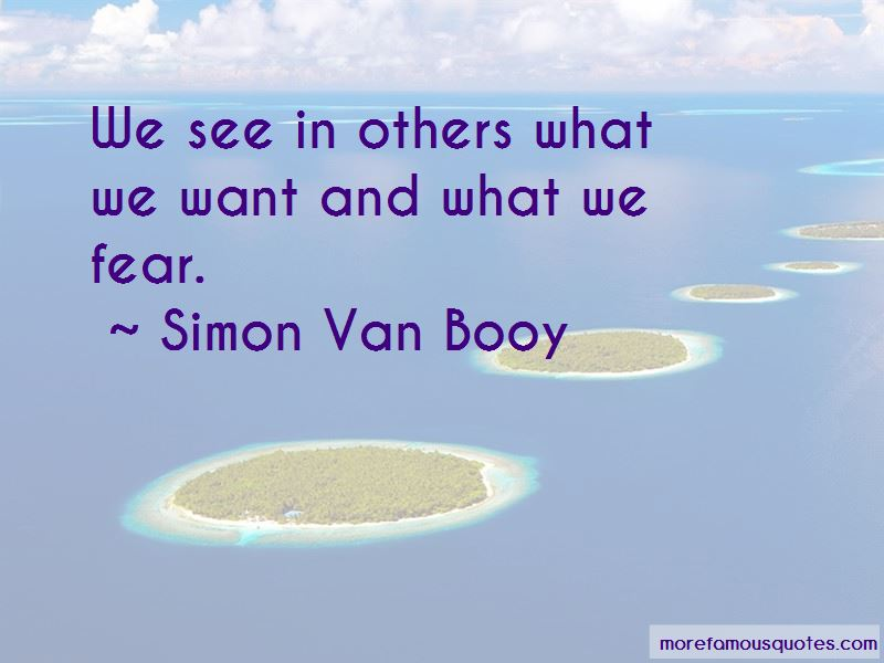 Simon Van Booy Quotes