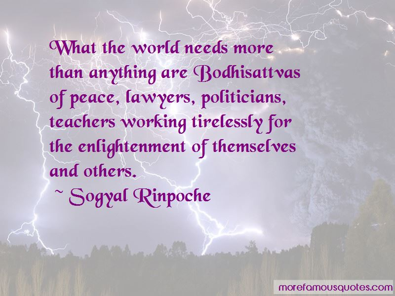 Sogyal Rinpoche Quotes Pictures 2