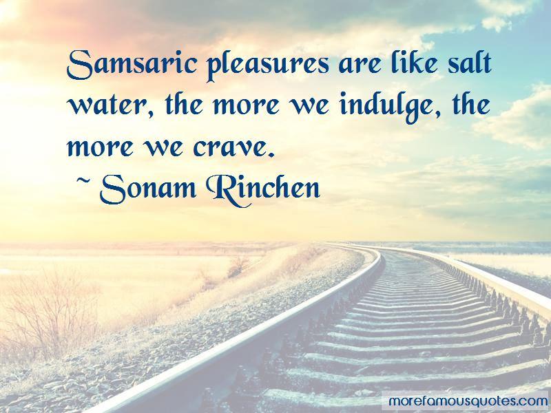 Sonam Rinchen Quotes
