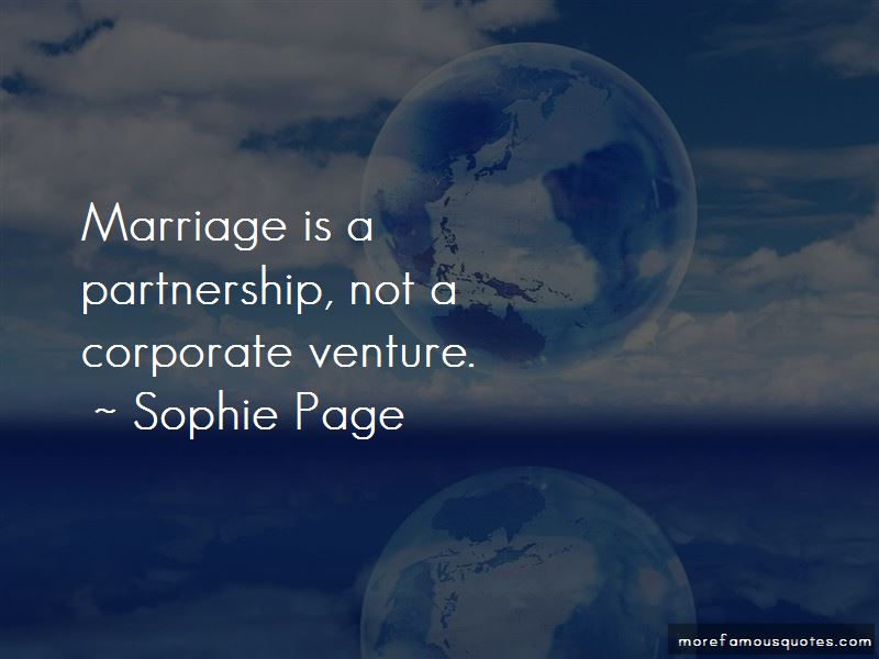 Sophie Page Quotes Pictures 2