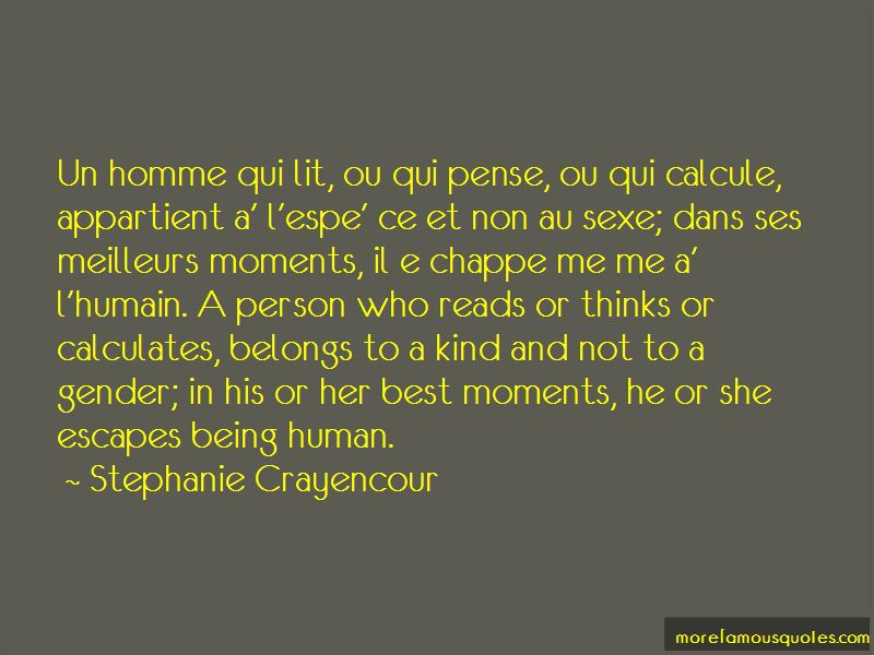 Stephanie Crayencour Quotes Pictures 3