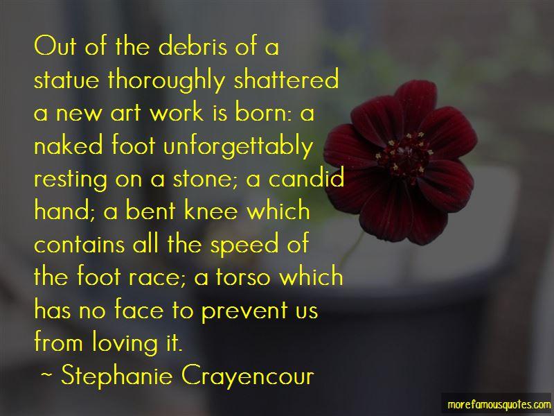 Stephanie Crayencour Quotes