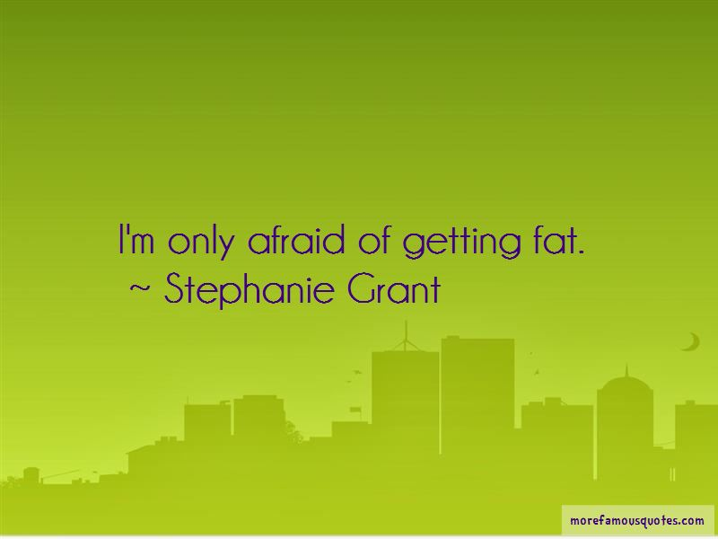Stephanie Grant Quotes Pictures 2