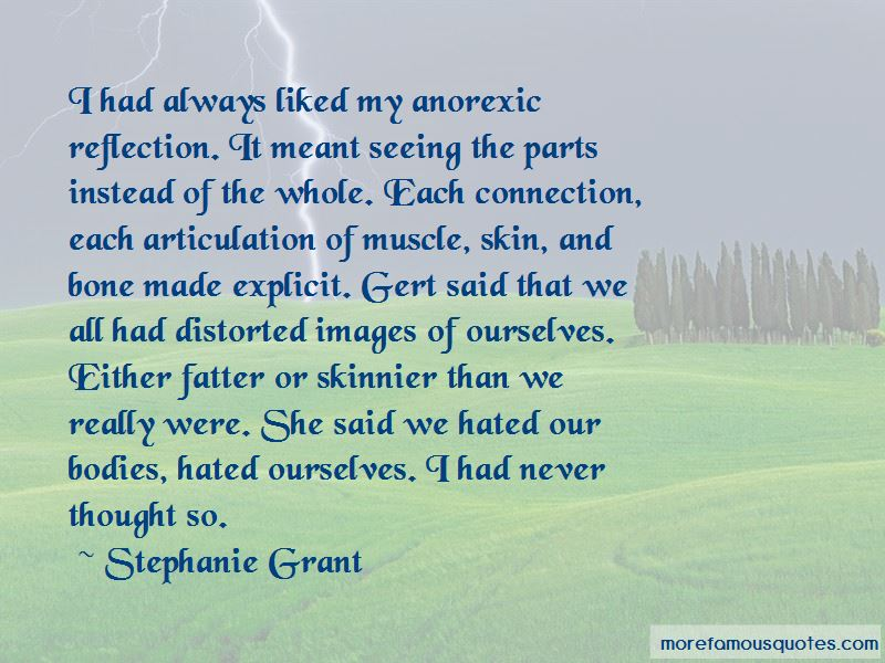 Stephanie Grant Quotes Pictures 4