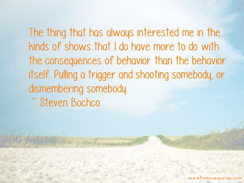 Steven Bochco Quotes
