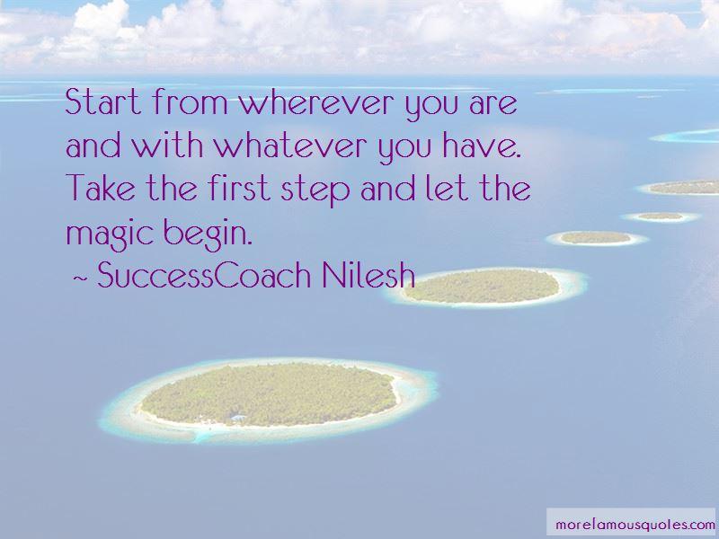 SuccessCoach Nilesh Quotes Pictures 2