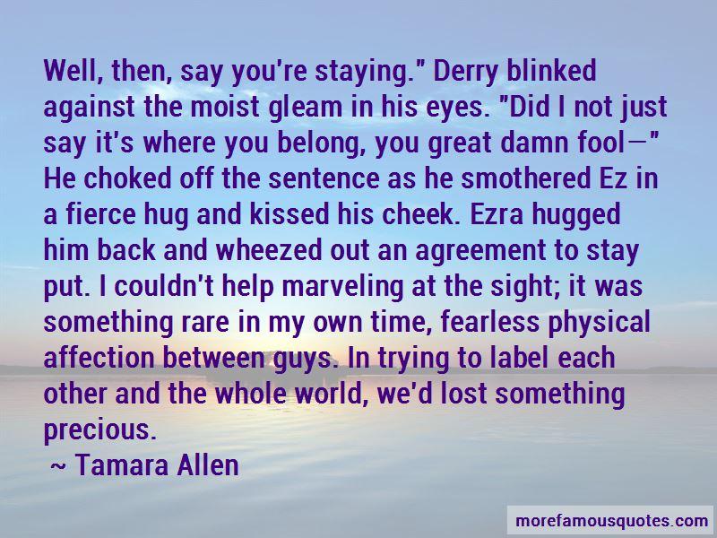 Tamara Allen Quotes Pictures 2