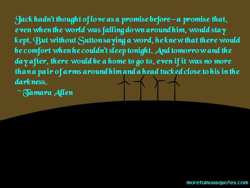 Tamara Allen Quotes Pictures 3