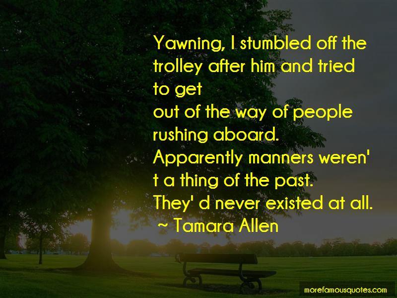 Tamara Allen Quotes Pictures 4