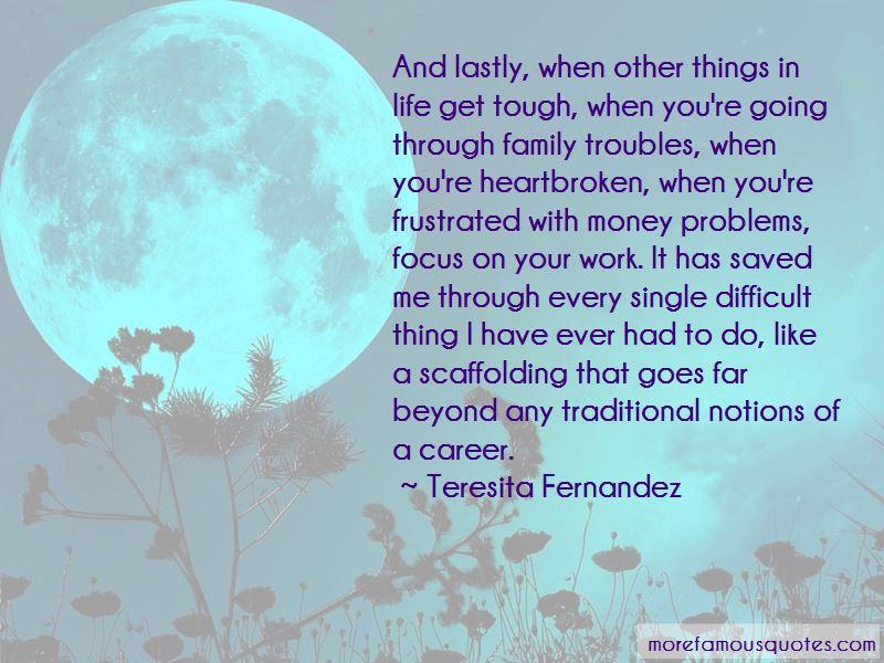 Teresita Fernandez Quotes