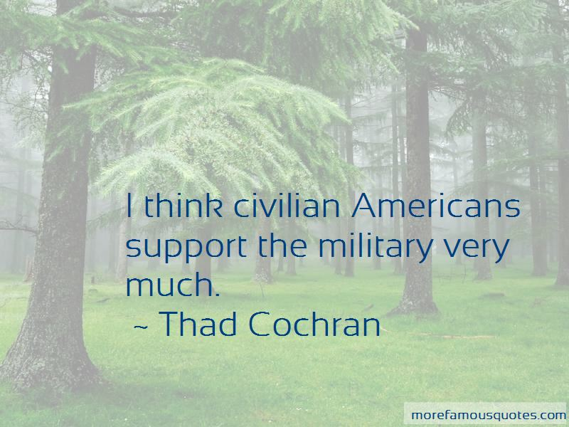 Thad Cochran Quotes Pictures 2