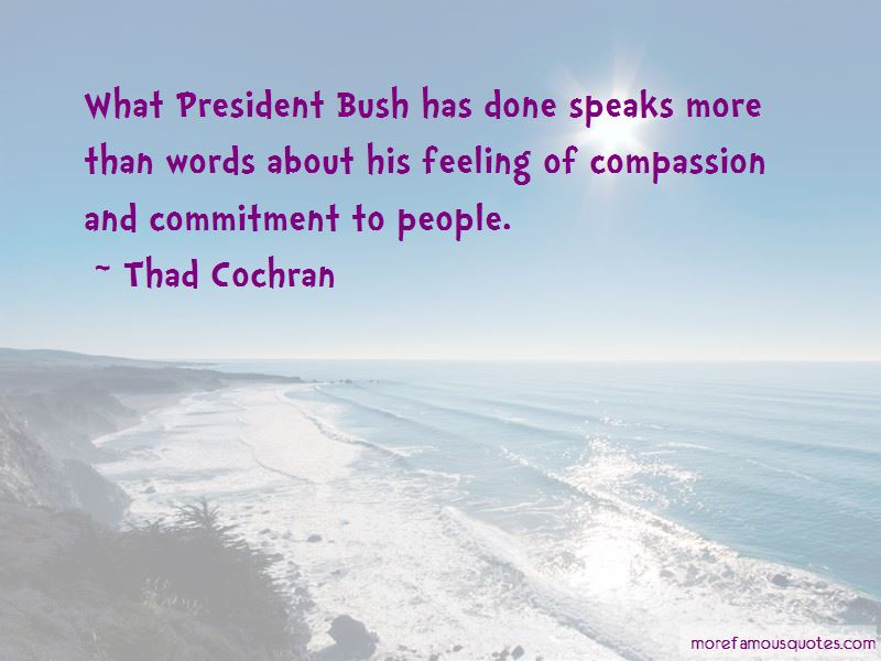 Thad Cochran Quotes Pictures 4