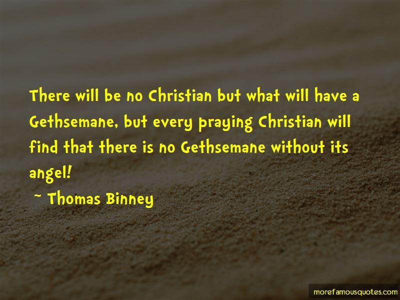 Thomas Binney Quotes