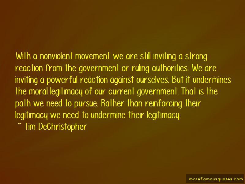 Tim DeChristopher Quotes