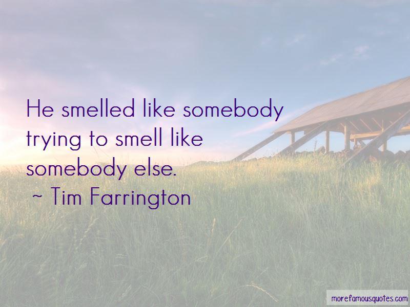 Tim Farrington Quotes Pictures 2