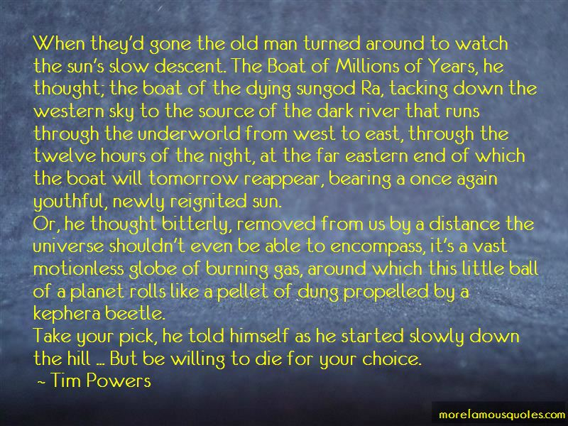 Tim Powers Quotes Pictures 4