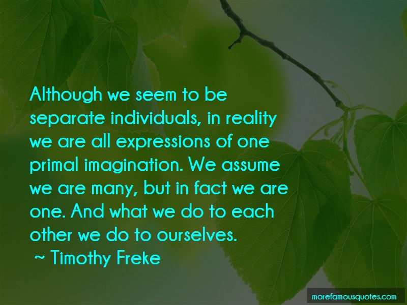 Timothy Freke Quotes Pictures 4