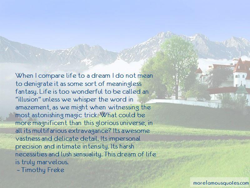 Timothy Freke Quotes