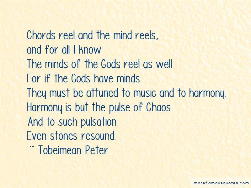 Tobeimean Peter Quotes