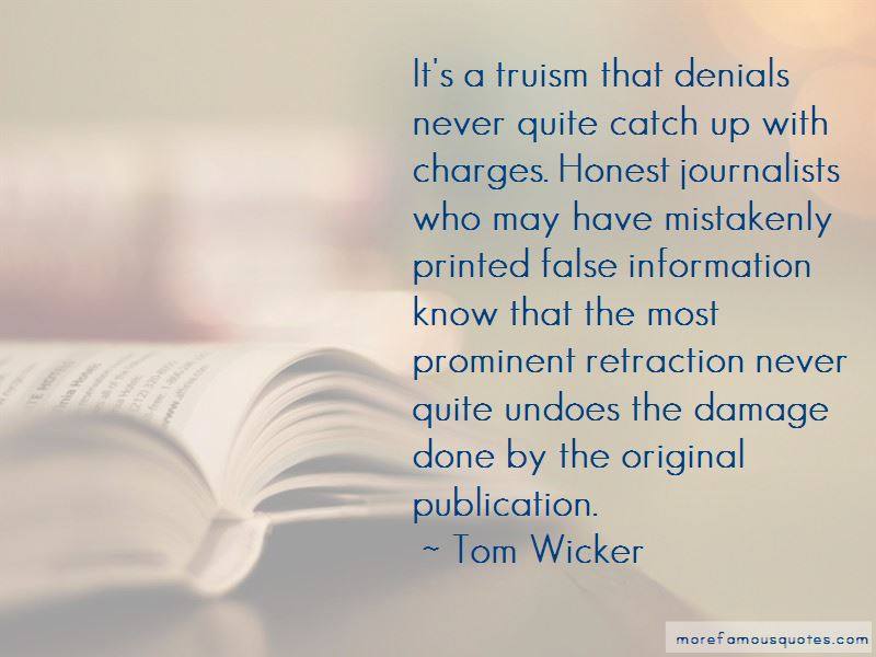 Tom Wicker Quotes Pictures 3