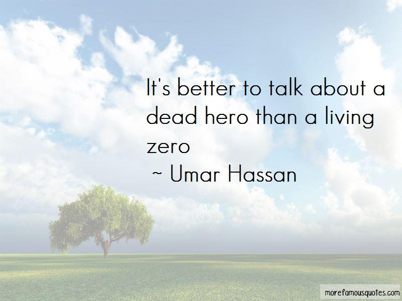 Umar Hassan Quotes