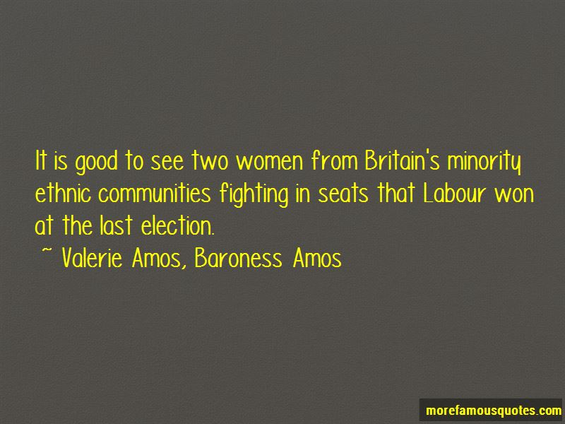 Valerie Amos, Baroness Amos Quotes Pictures 2