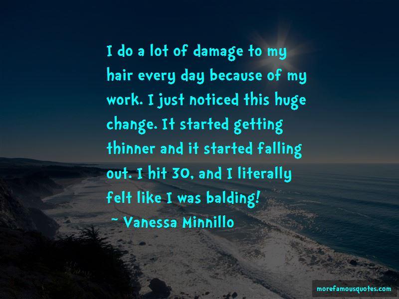 Vanessa Minnillo Quotes Pictures 2