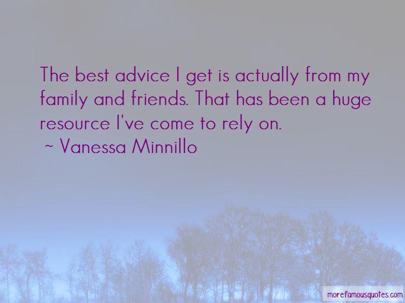 Vanessa Minnillo Quotes Pictures 3