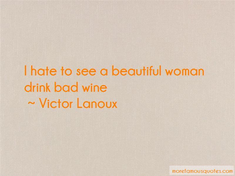 Victor Lanoux Quotes