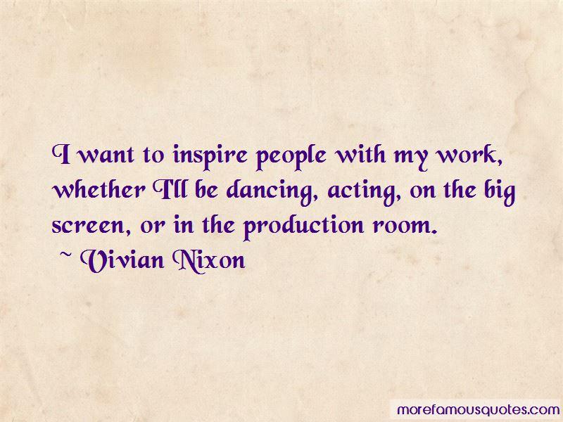 Vivian Nixon Quotes Pictures 3