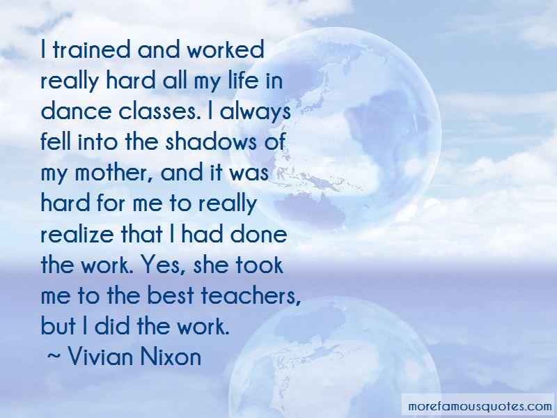 Vivian Nixon Quotes Pictures 4