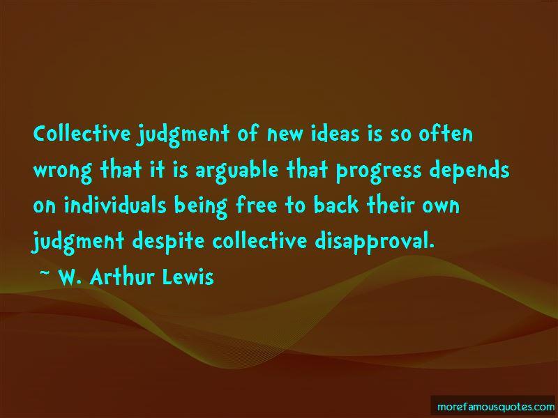 W. Arthur Lewis Quotes Pictures 2