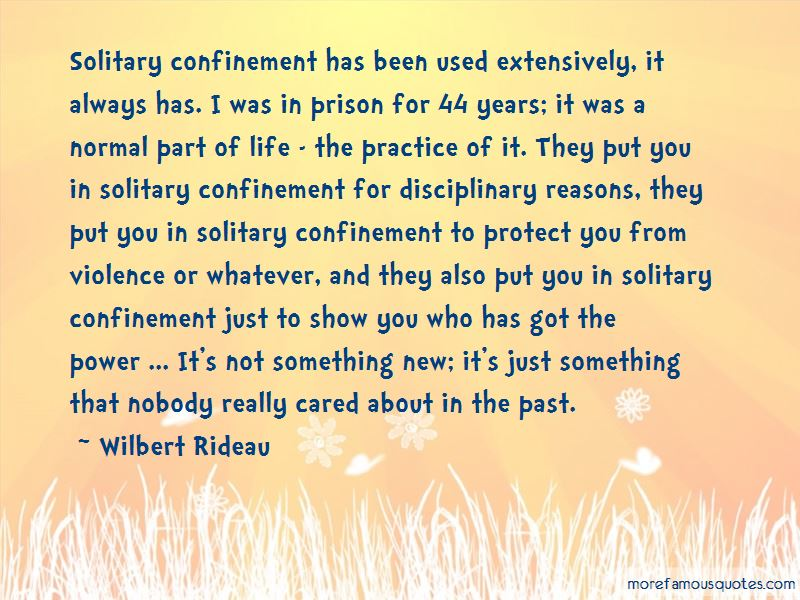 Wilbert Rideau Quotes Pictures 4