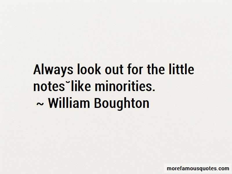 William Boughton Quotes Pictures 4