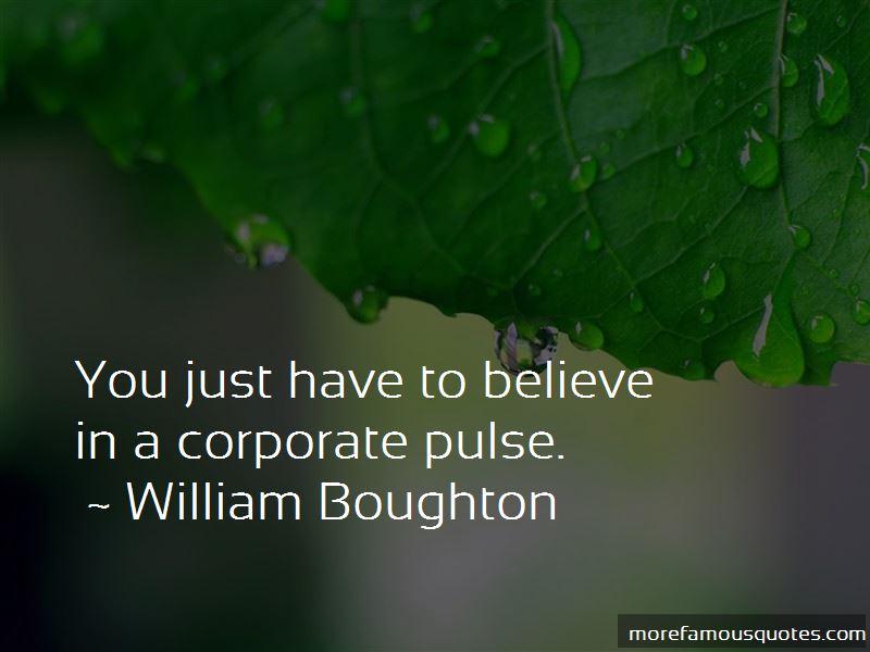 William Boughton Quotes