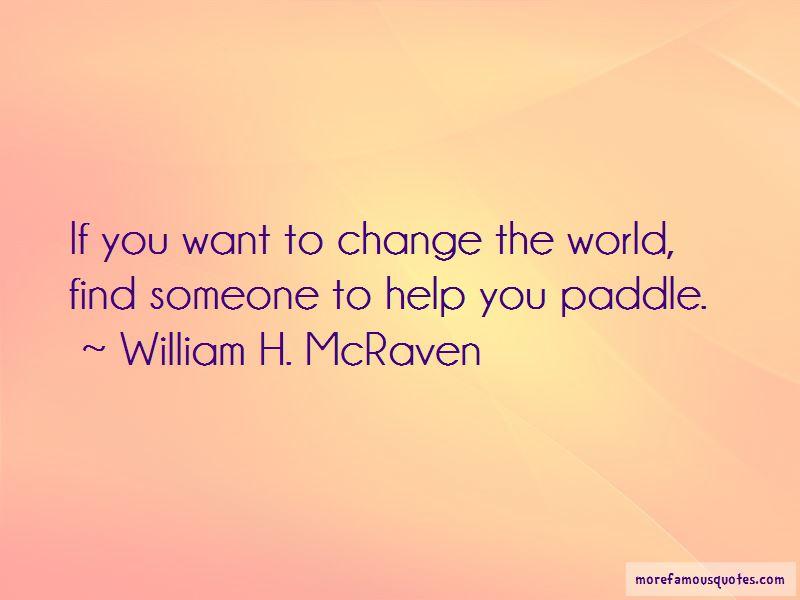 William H. McRaven Quotes Pictures 2
