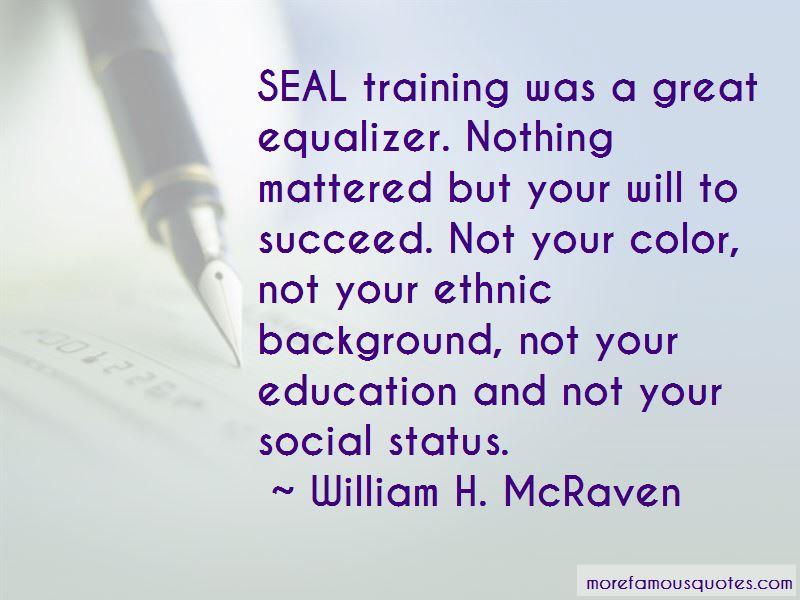 William H. McRaven Quotes